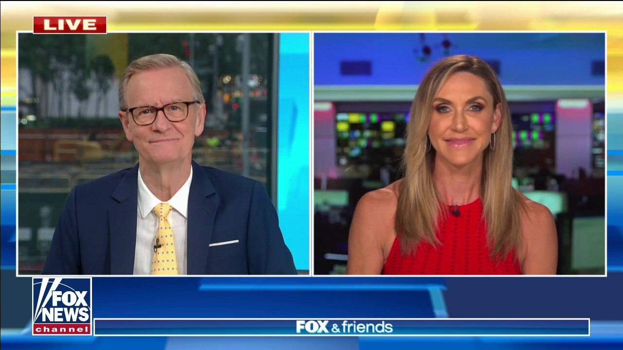 Lara Trump: 'There was clearly no plan' by the Biden administration to help Afghans