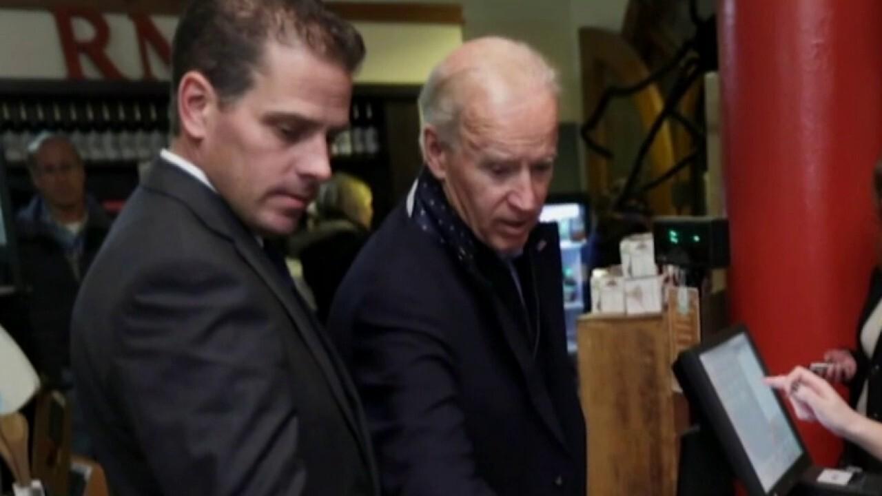 Joe Biden 'can get away with' dismissing questions about Hunter Biden investigation: Ari Fleischer