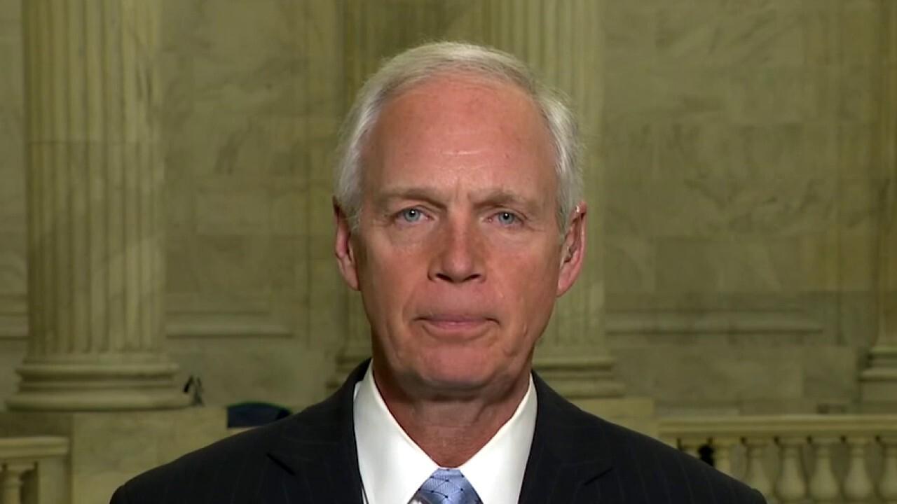 Sen. Johnson: Joe Biden lied to US public about China connections