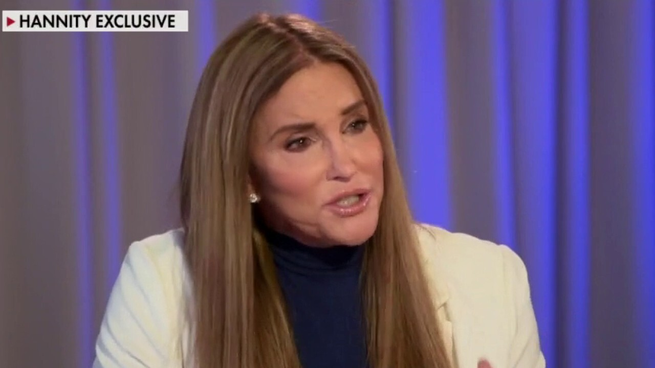 Caitlyn Jenner tells 'Hannity' she will 'race for solutions'