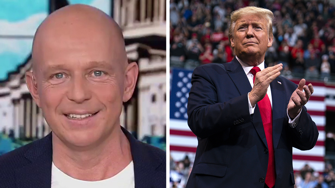 Steve Hilton calls on Trump to 'blow up bureaucracy, decimate the civil service' in second term