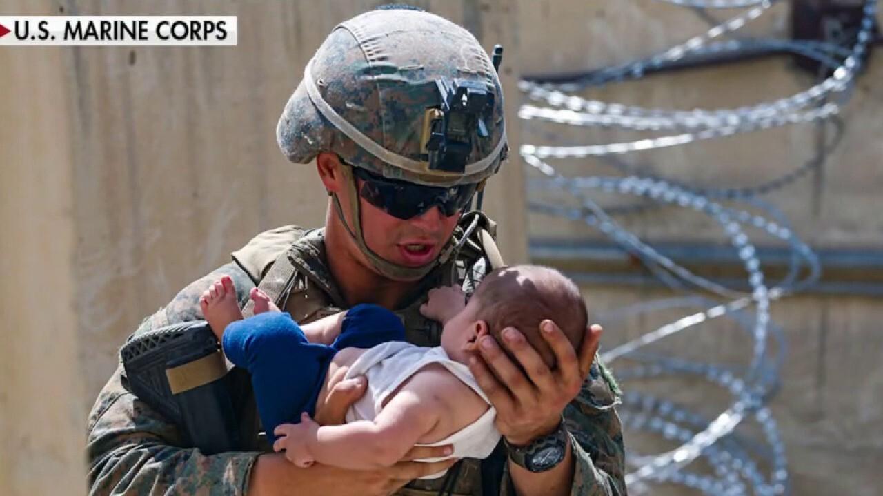 Pentagon confirms birth of three babies on evacuation flights from Kabul