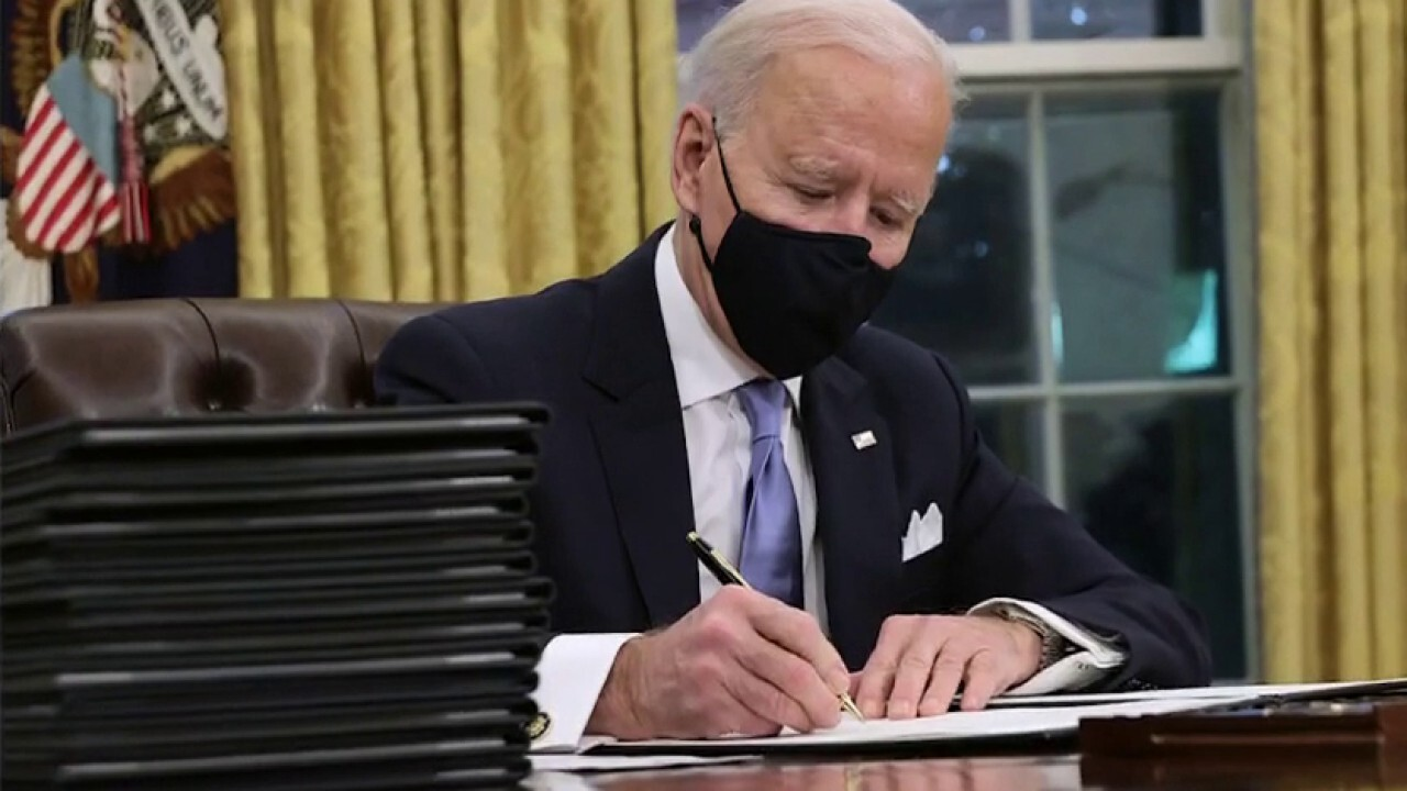 Sen. Daines: Biden going with 'Saudi Arabia First' plan by nixing Keystone XL Pipeline