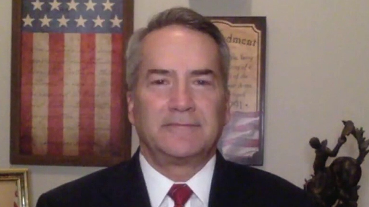 Rep. Hice: Georgia vaccine eligibility expansion 'great step forward'