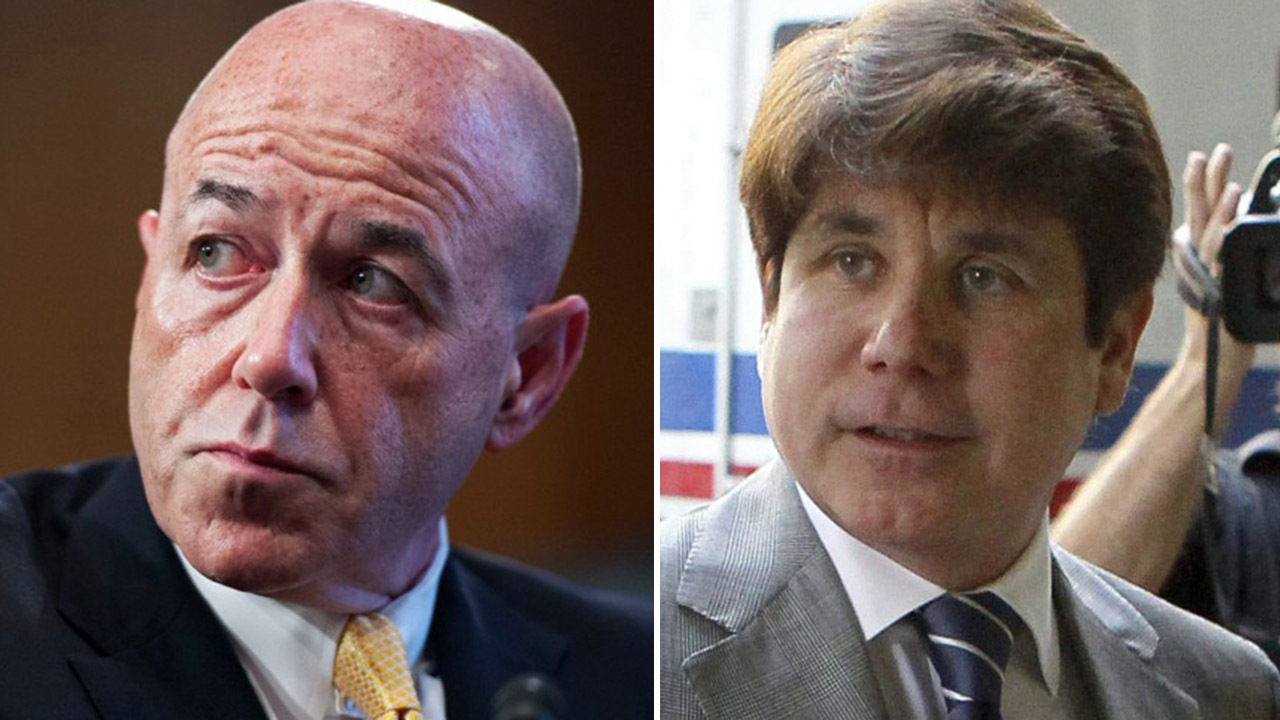 President Trump expected to commute Rod Blagojevich's sentence, pardon Bernie Kerik