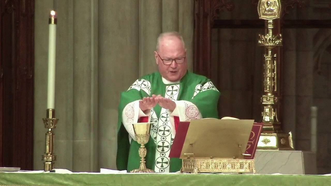 Saint Patrick's Cathedral Mass: Tuesday, June 9