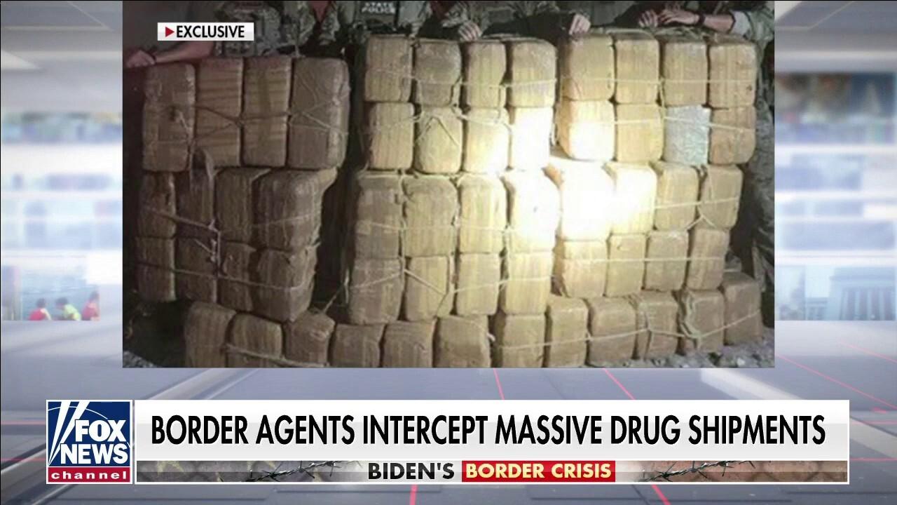 Drug cartels exploiting overwhelmed Texas Border Patrol