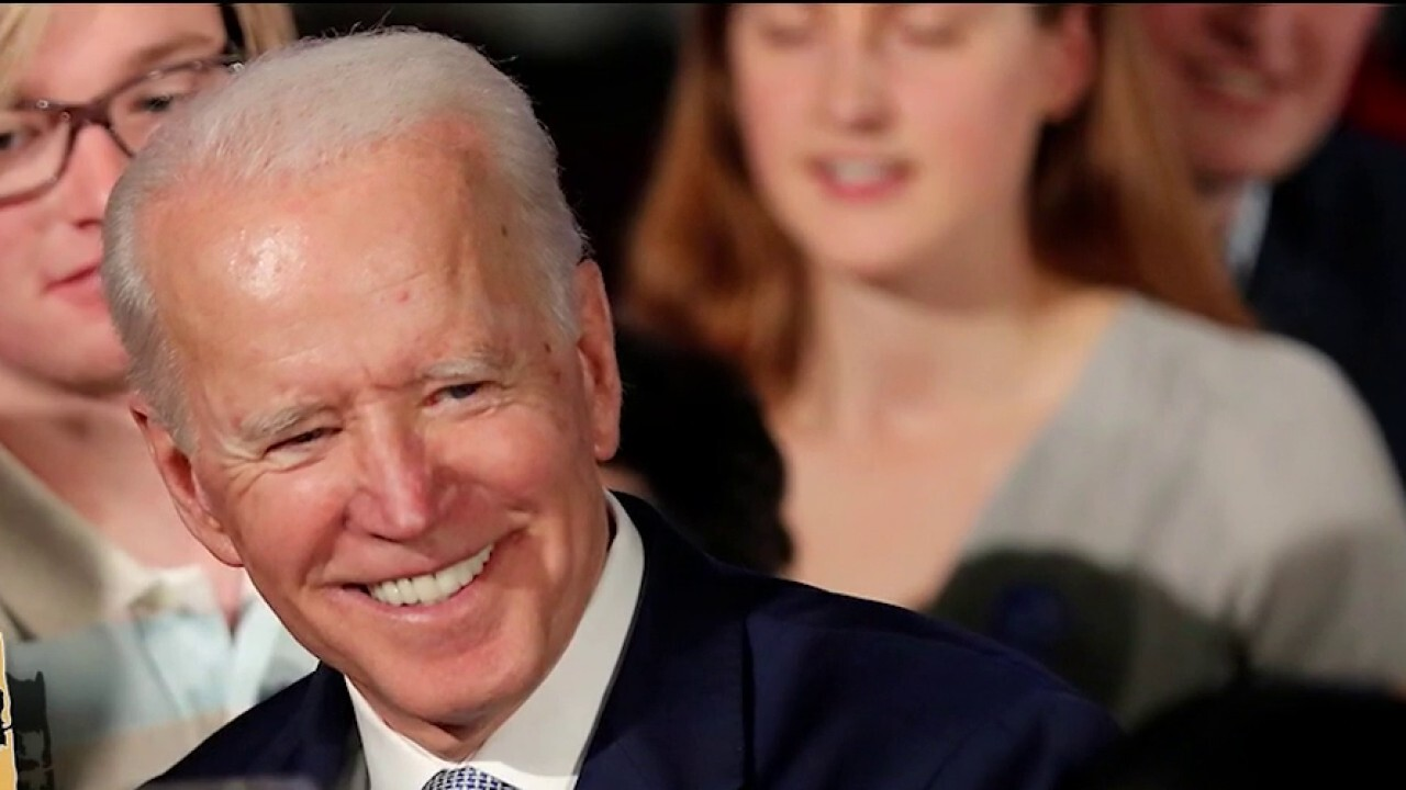 Joe Biden discusses virtual option for Democratic National Convention
