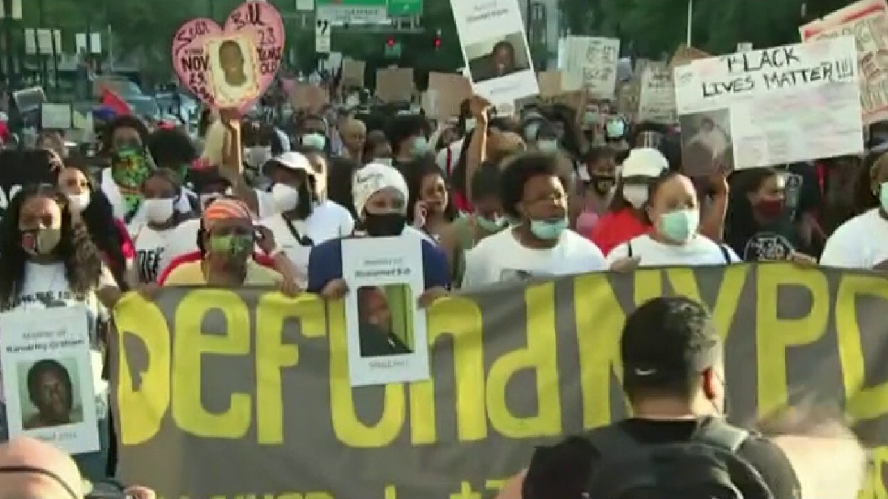 Movement to defund police grows across the US