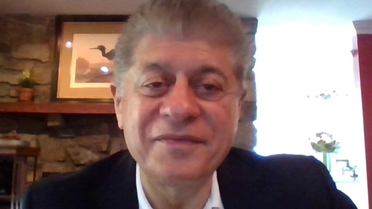 Judge Napolitano: Jailed Texas salon owner is an American hero for refusing to bend the knee