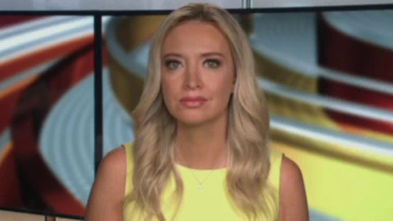 McEnany: 'Scary' that Biden doesn't have answers on Afghanistan