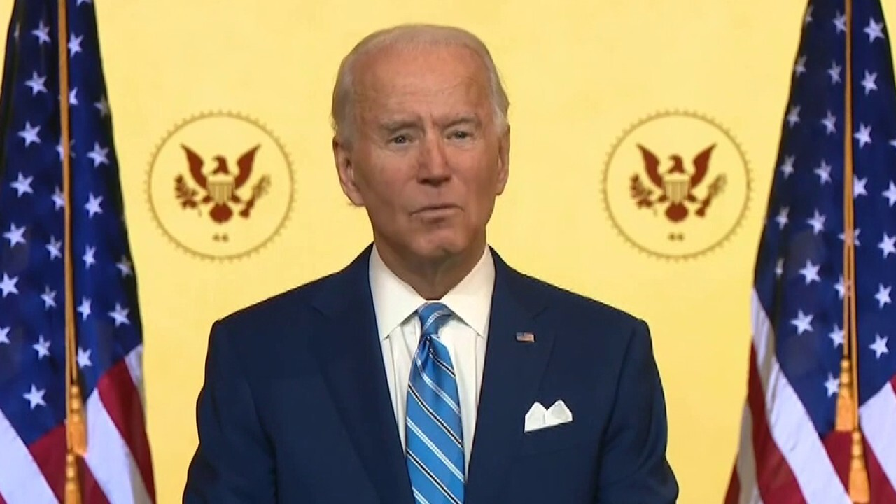 Live Updates: Biden to receive first presidential daily briefing