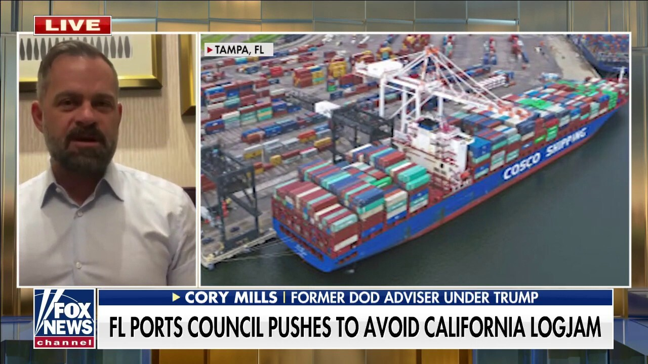 Florida Ports Council encourages ships to use its ports to avoid California