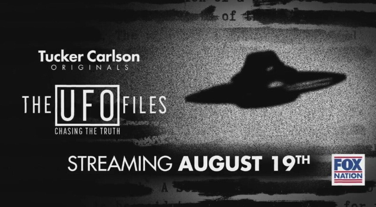 Out of this world: Tucker investigates the real story behind what we know about UFOs