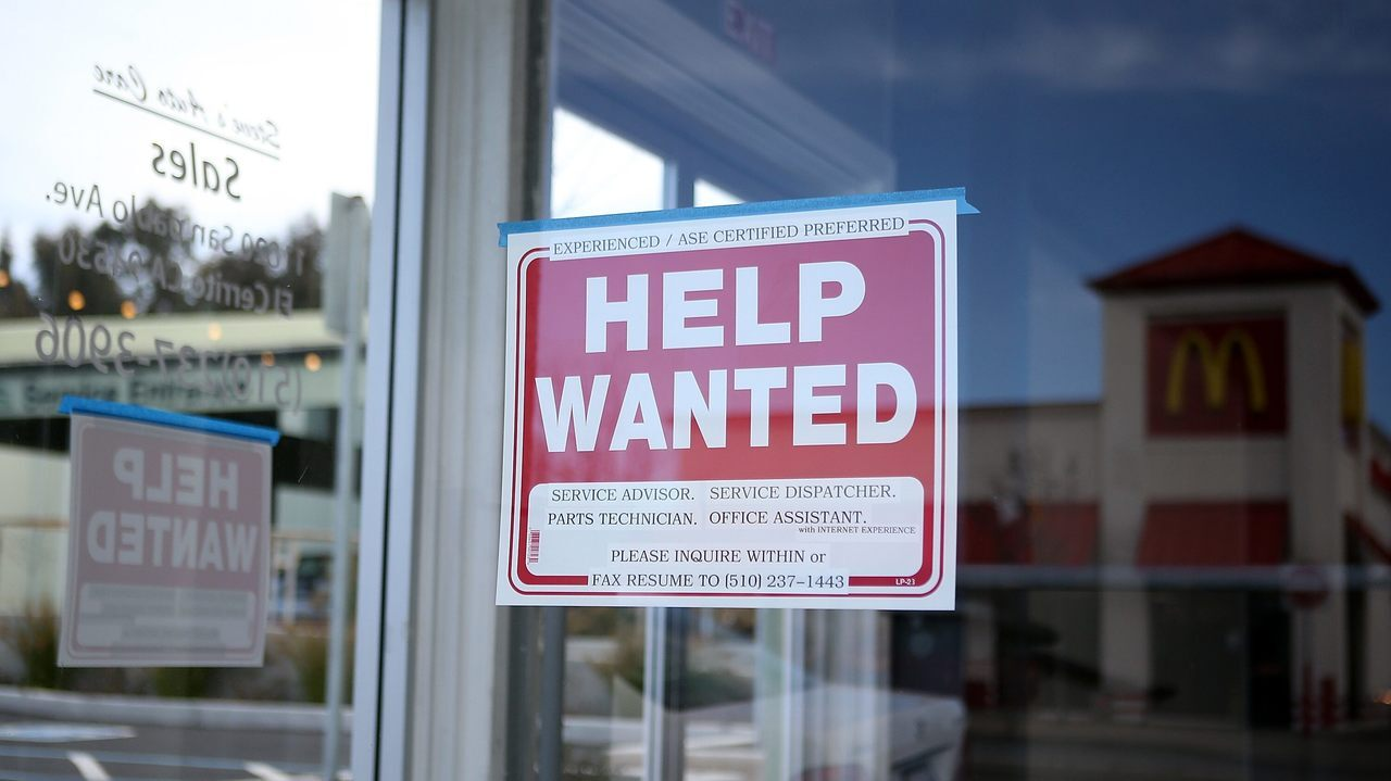 July jobs report reveals US gained 1.763 million jobs