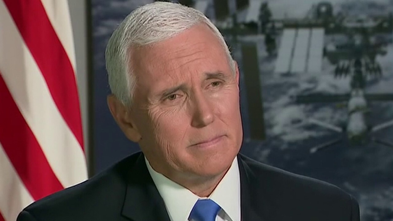 Vice President Pence not taking hydroxychloroquine despite Trump taking it