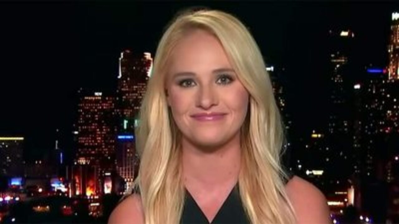 Tomi Lahren calls out Maxine Waters after she 'eggs on' Minneapolis unrest