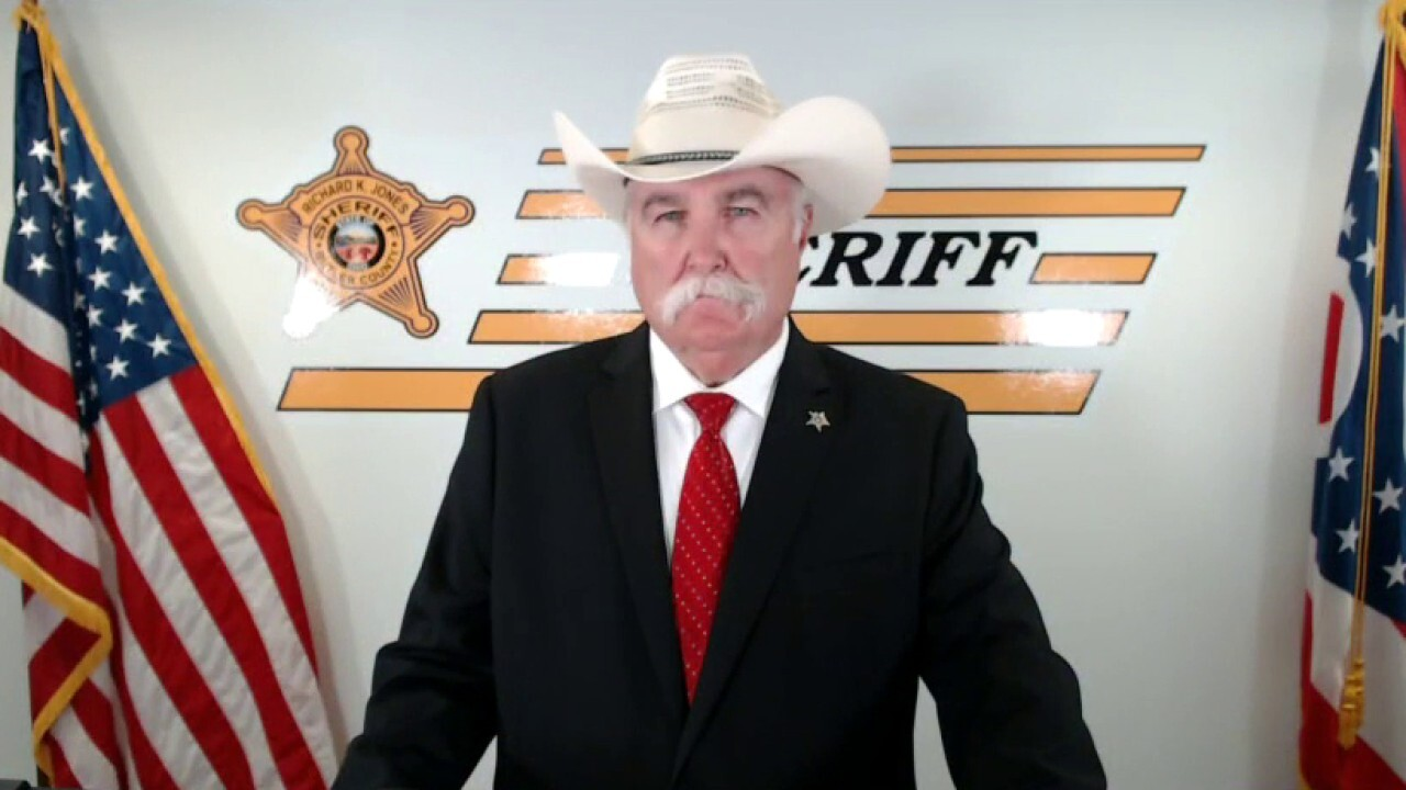 Ohio sheriff warns: If you shoot at the police, we'll shoot back