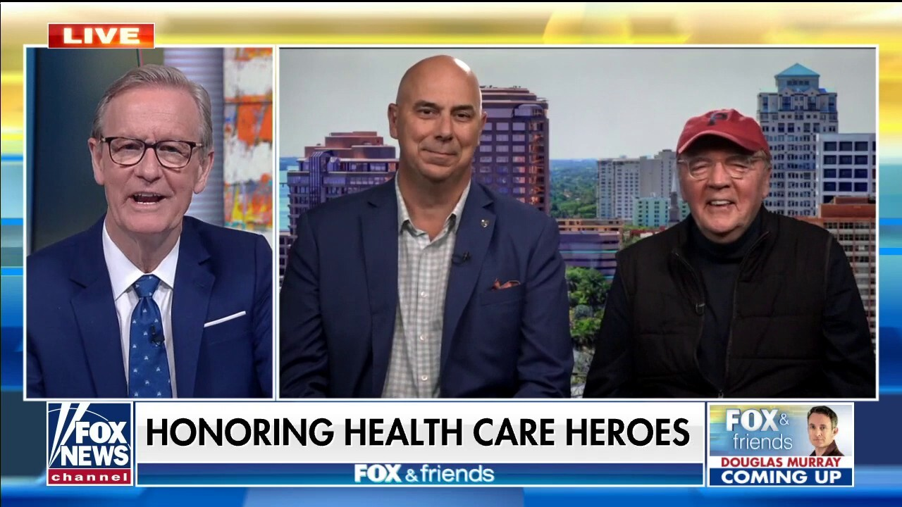 Fox Nation special 'ER Nurses' honors health care heroes amid pandemic