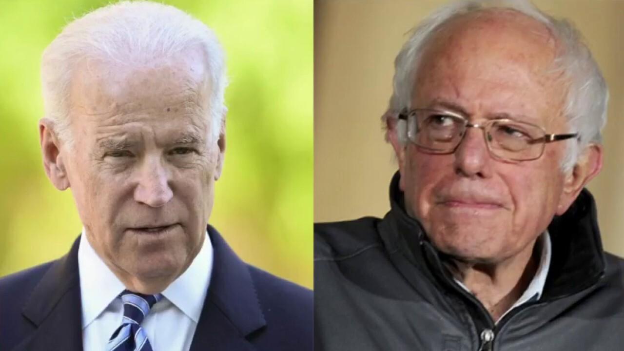 Joe Biden, Bernie Sanders attack Trump administration's coronavirus response