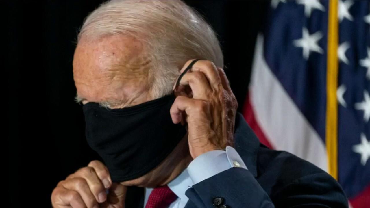 Biden and Harris propose nationwide mask mandate to fight coronavirus