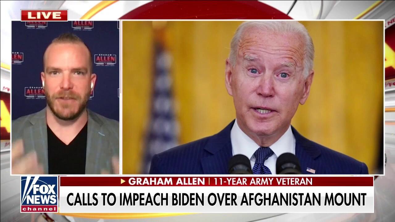 Army vet: Congress needs to impeach more than just Biden