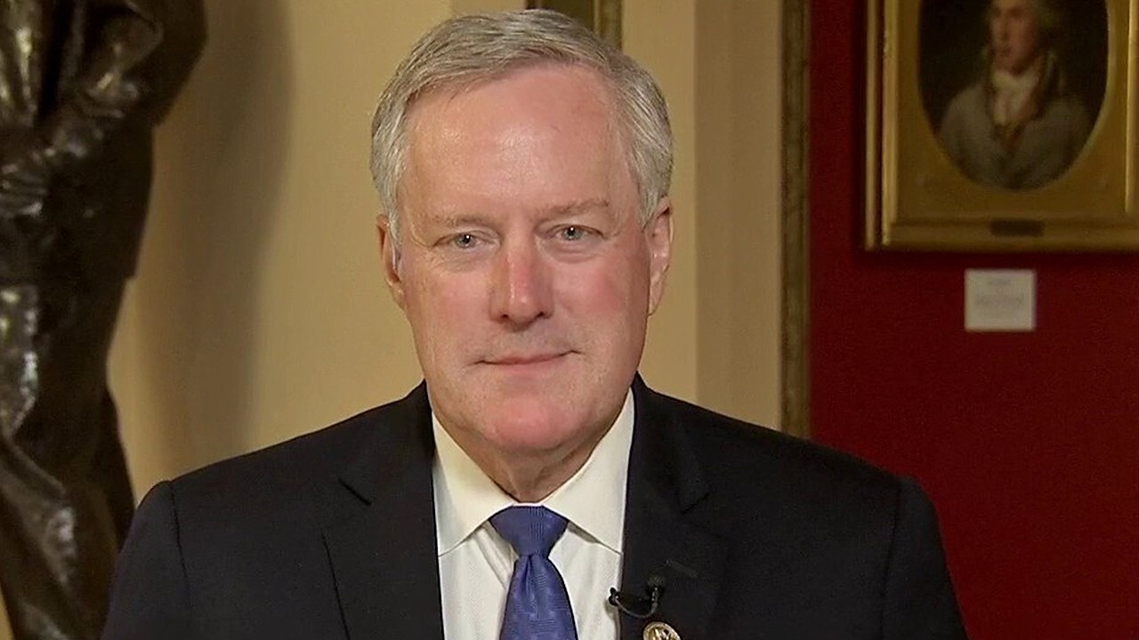 Rep. Meadows: I stand by Barr and Trump, it's the right thing to do