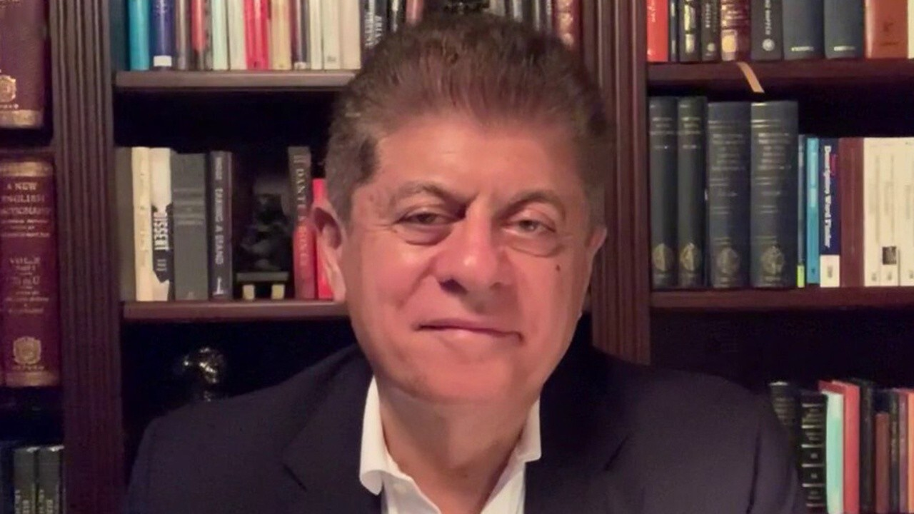 Judge Napolitano on DOJ decision to defend Trump in Carroll defamation lawsuit