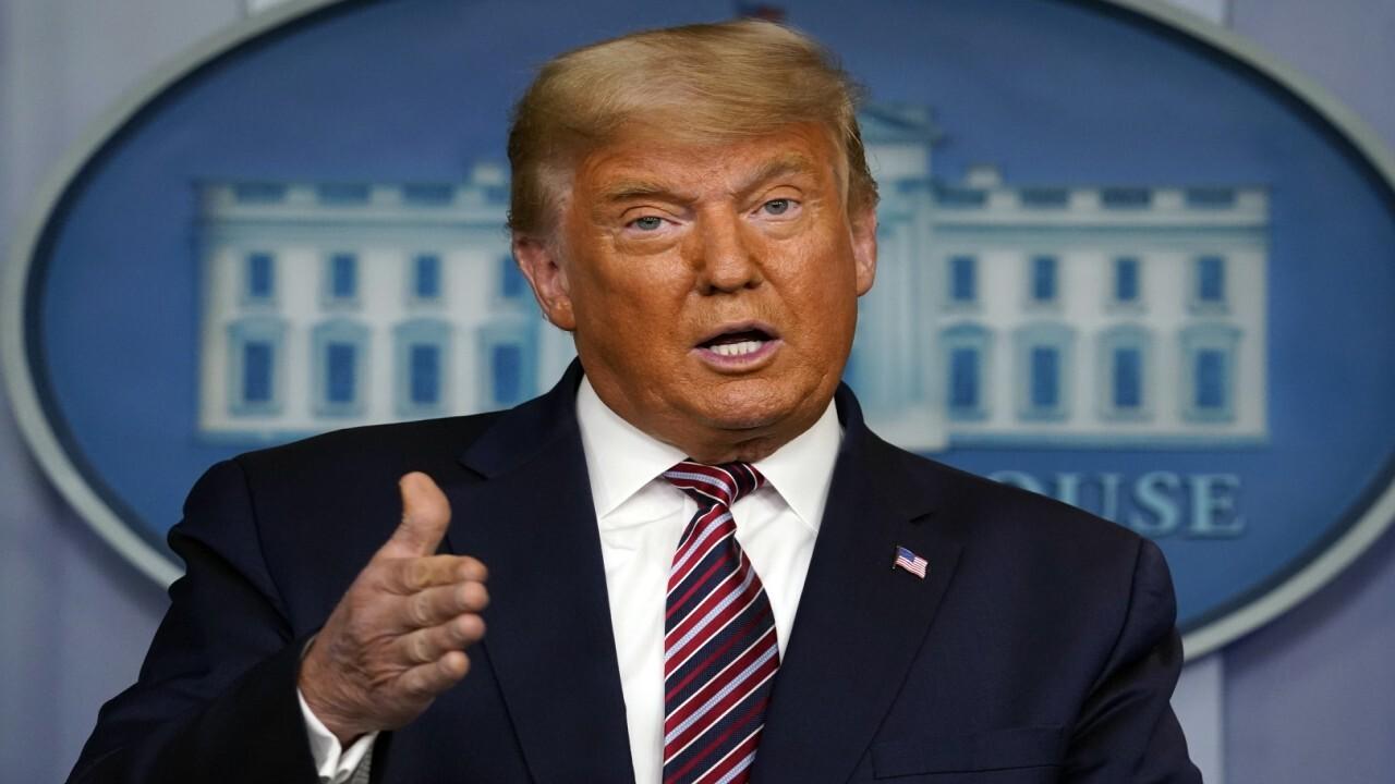 President Trump pushes for $2000 stimulus checks