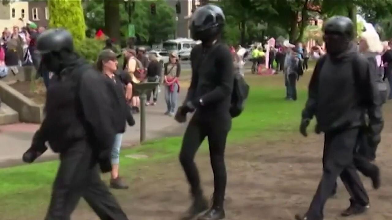 Exposing Antifa's role in instigating violence