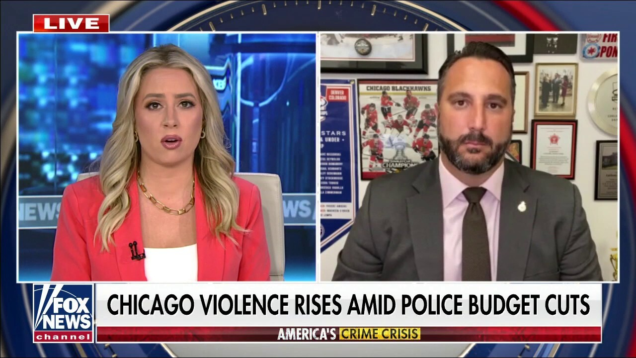 Chicago crimewave spikes as police budget is cut