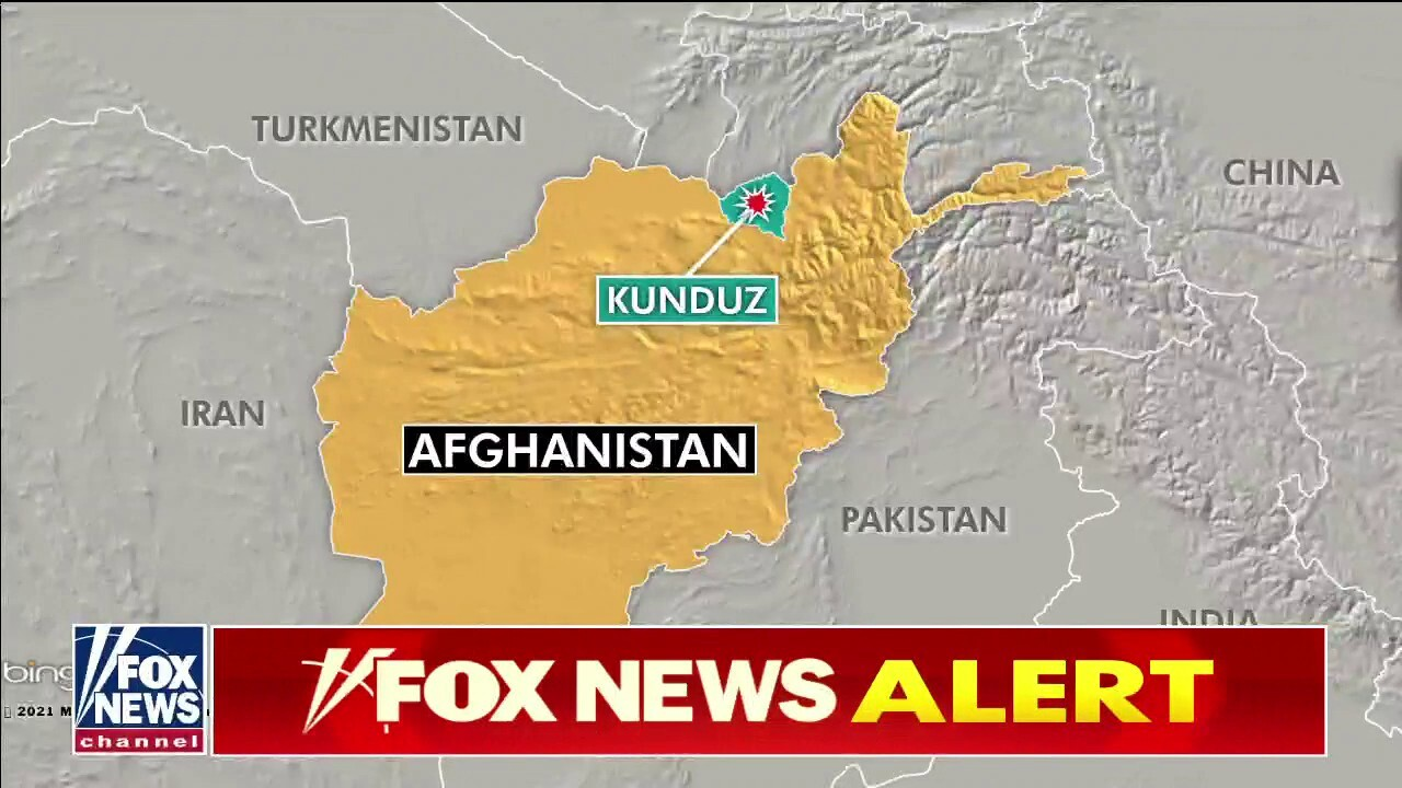 Afghanistan mosque explosion leaves many dead, witnesses say