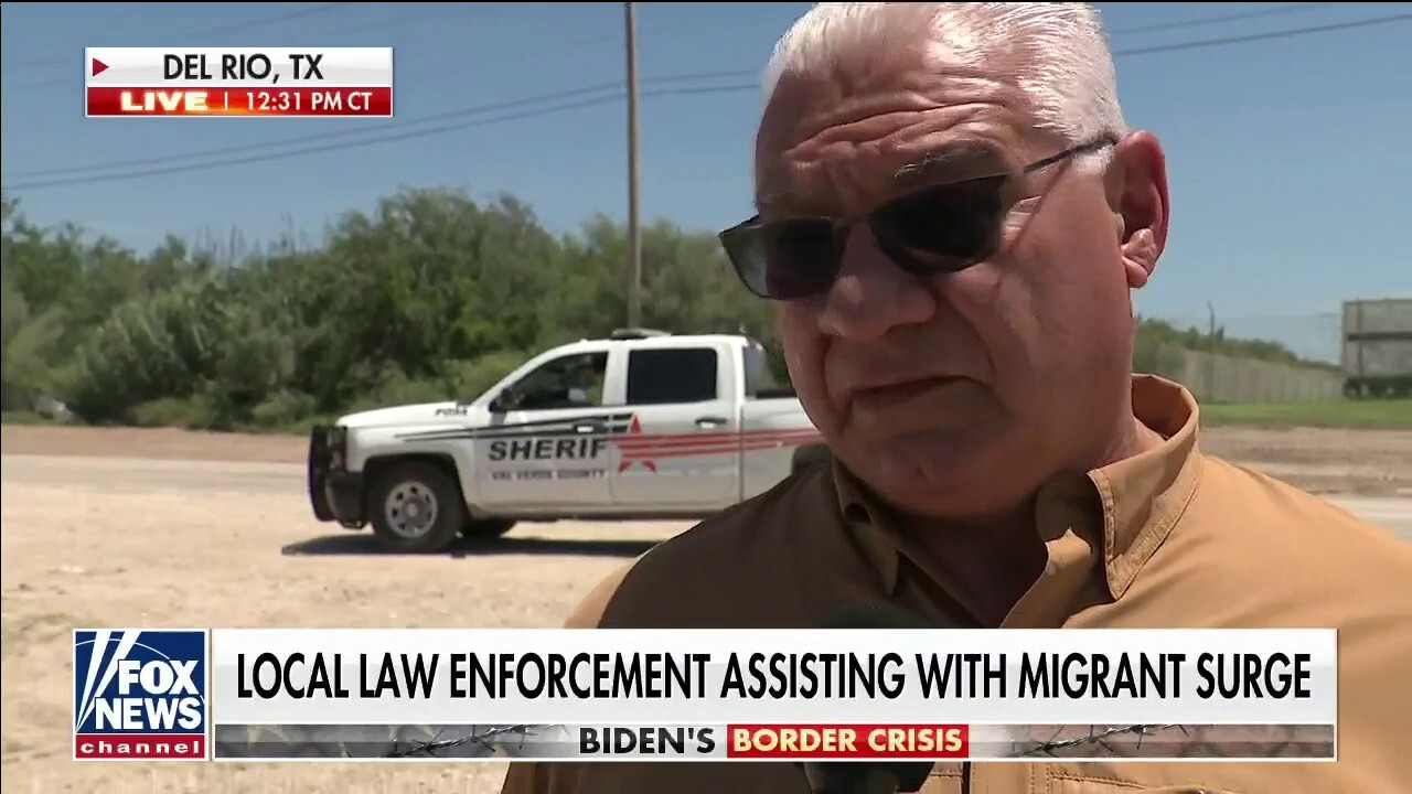 Border crisis will only 'get worse': Texas sheriff