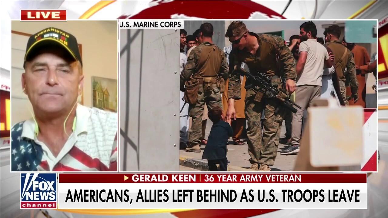 Biden breaks promise leaving Americans and allies behind in Afghanistan