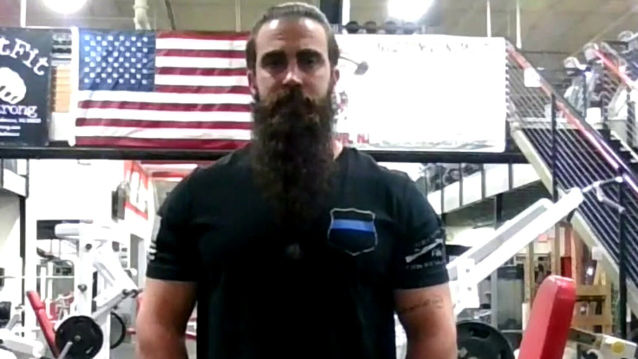 NJ gym owner cited for reopening despite lockdown