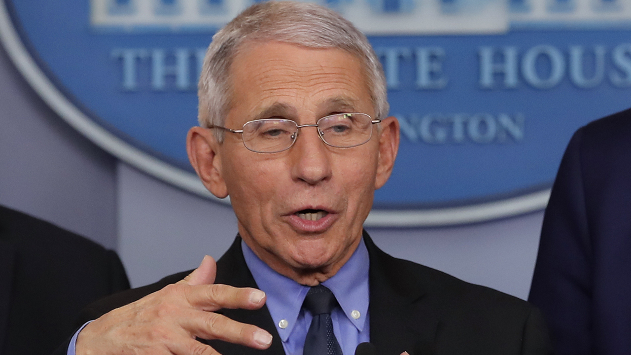 Fauci says asymptomatic transmission possible, WHO unclear