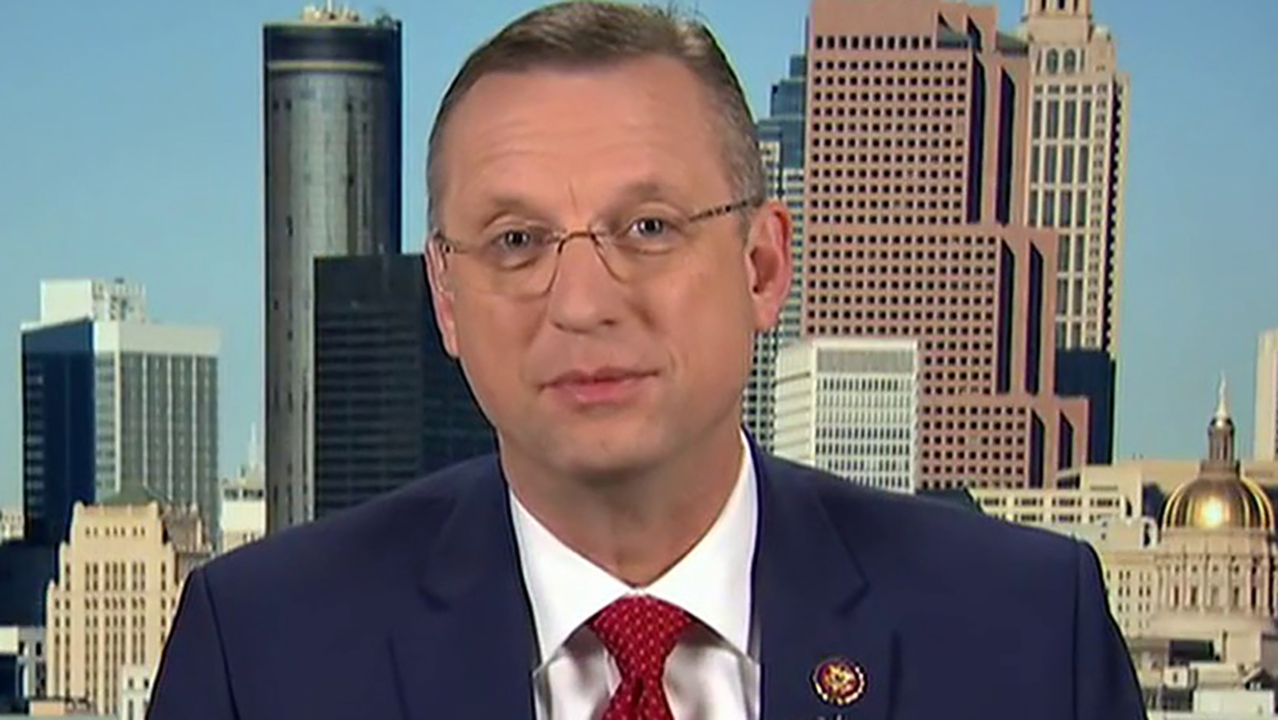 Rep. Doug Collins says he's not interested in DNI job