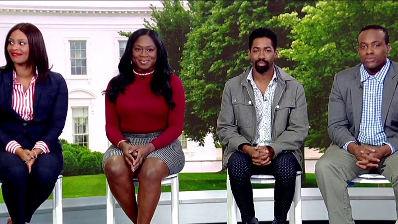Black Democrat voters turned Trump supporters speak out on 2020 race