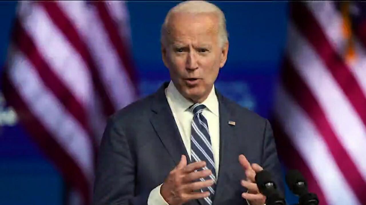 Biden faces questions about transparency