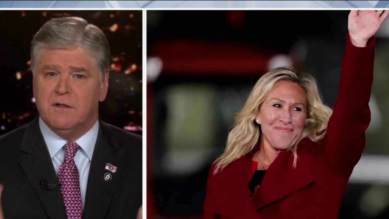 Hannity: 'Not a single conservative I know' shares Rep. Greene's beliefs