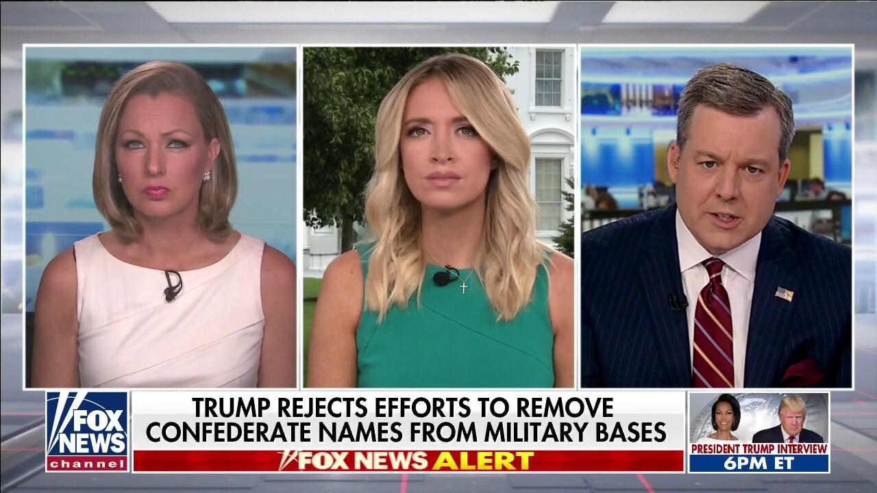 Kayleigh McEnany: 'Ridiculous' for Biden to claim Trump will try to steal election