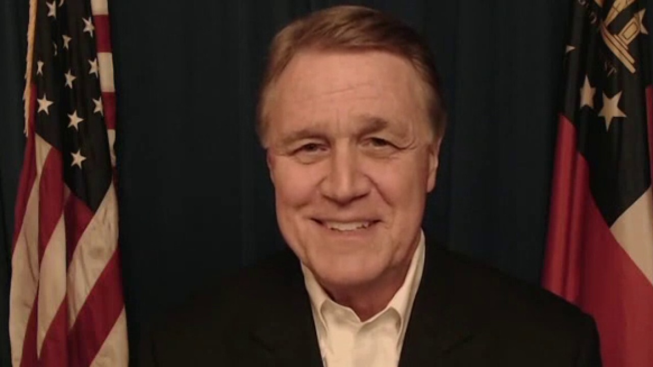 Perdue says Trump call with Georgia secretary of state won't affect runoff