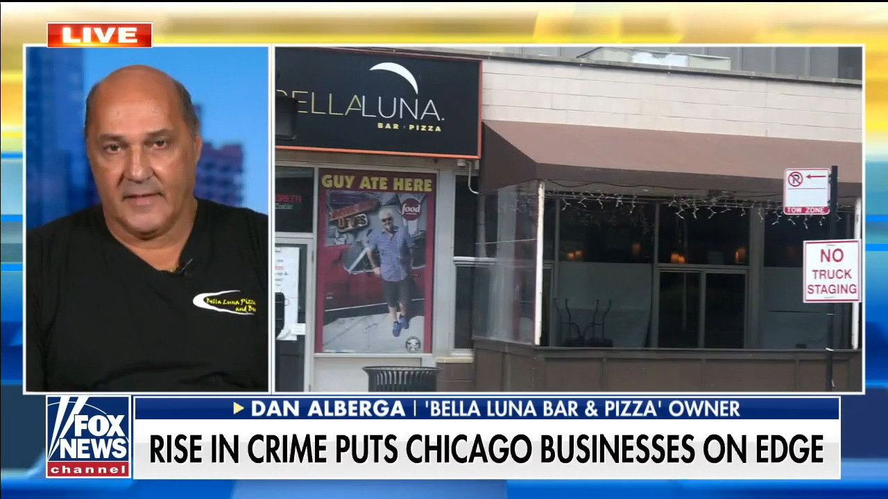 Rise in crime puts Chicago businesses on edge
