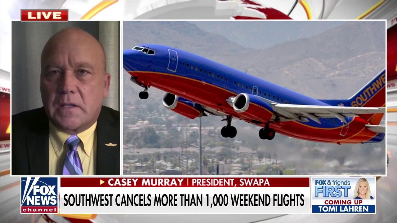 Southwest Airlines Pilots Association sues company over COVID mandate