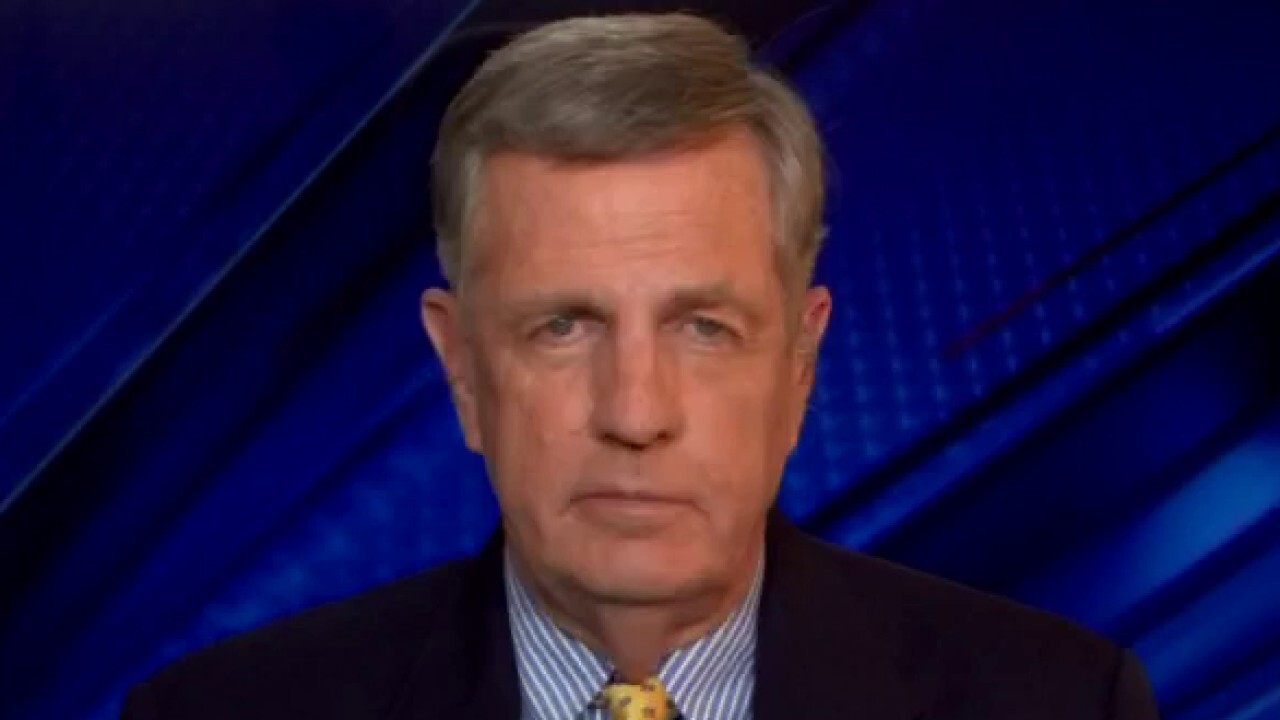 Brit Hume says Joe Biden's agenda takes the Democratic Party farther to the left than it's ever been