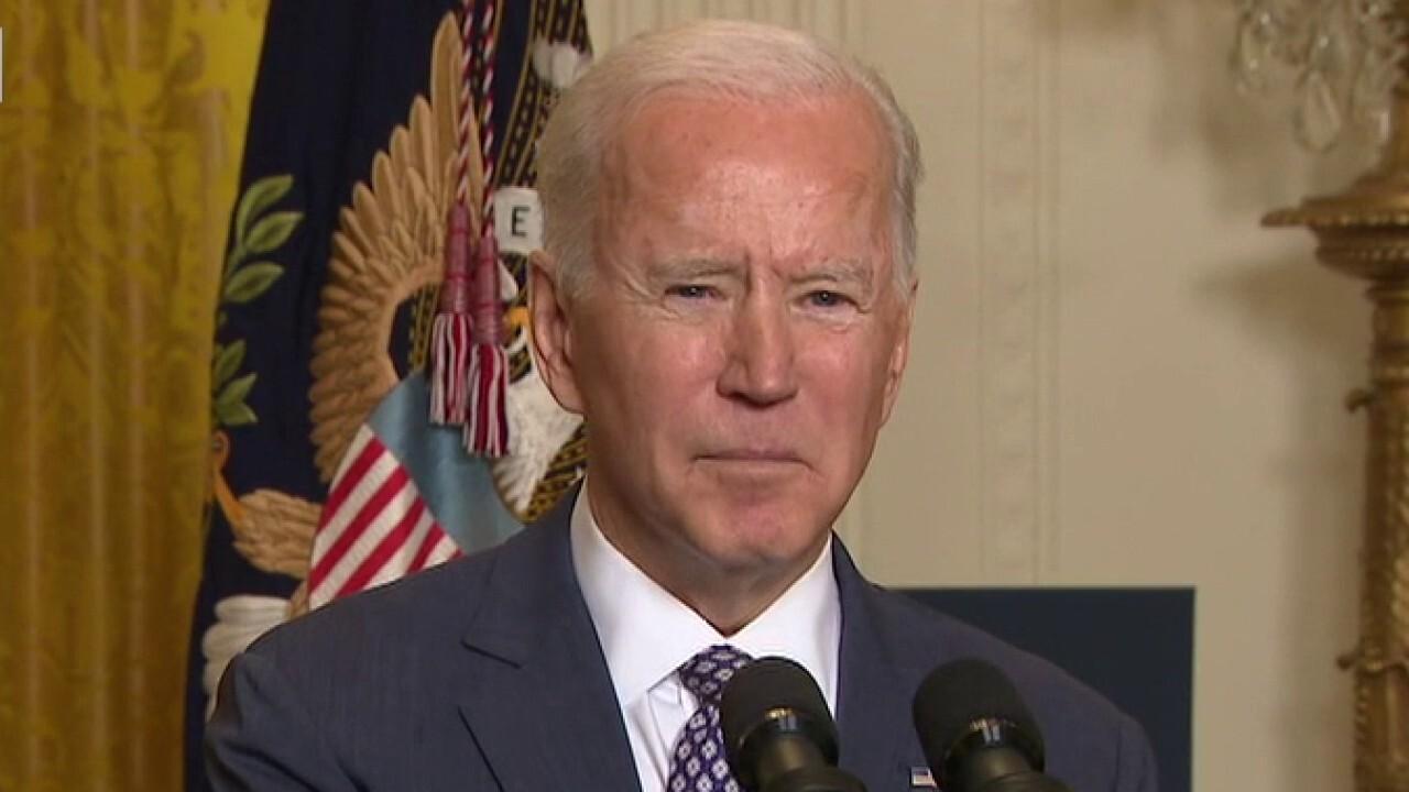 Biden admin in 'incognito mode,' trying to hide border crisis: Bongino