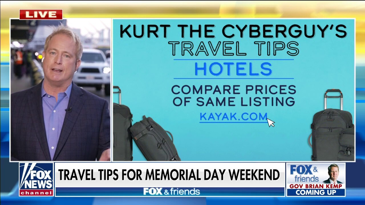 Travel tips for Memorial Day Weekend