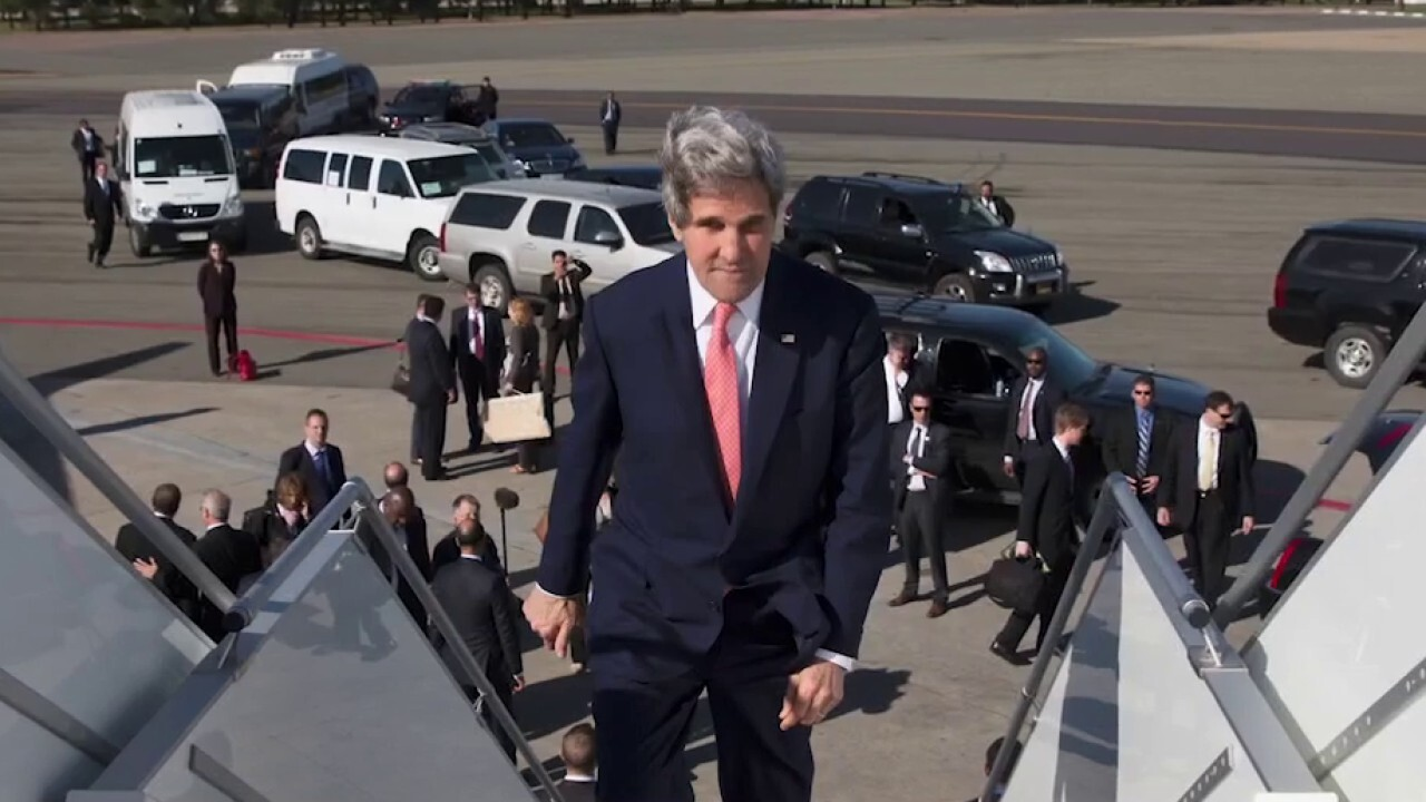 John Kerry showing everyone how hard it is to cut emissions: Lomborg