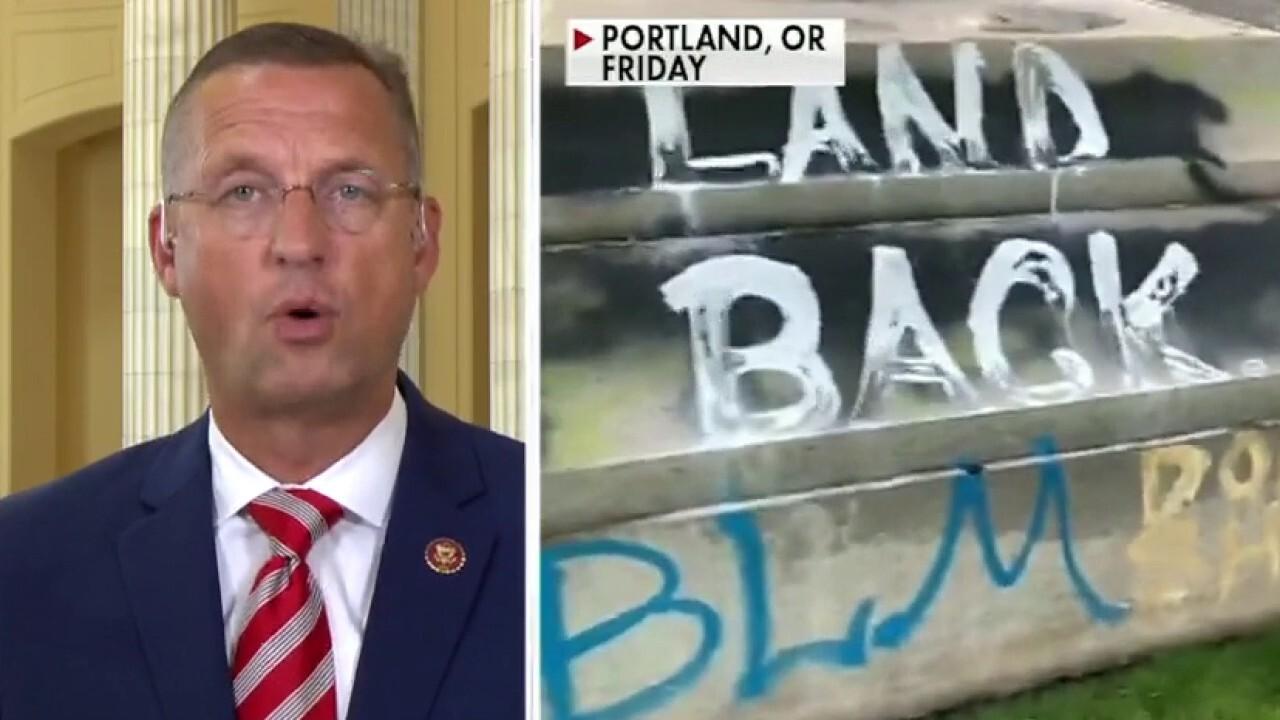 Doug Collins speaks out: Destroying monuments is a crime, it's unacceptable
