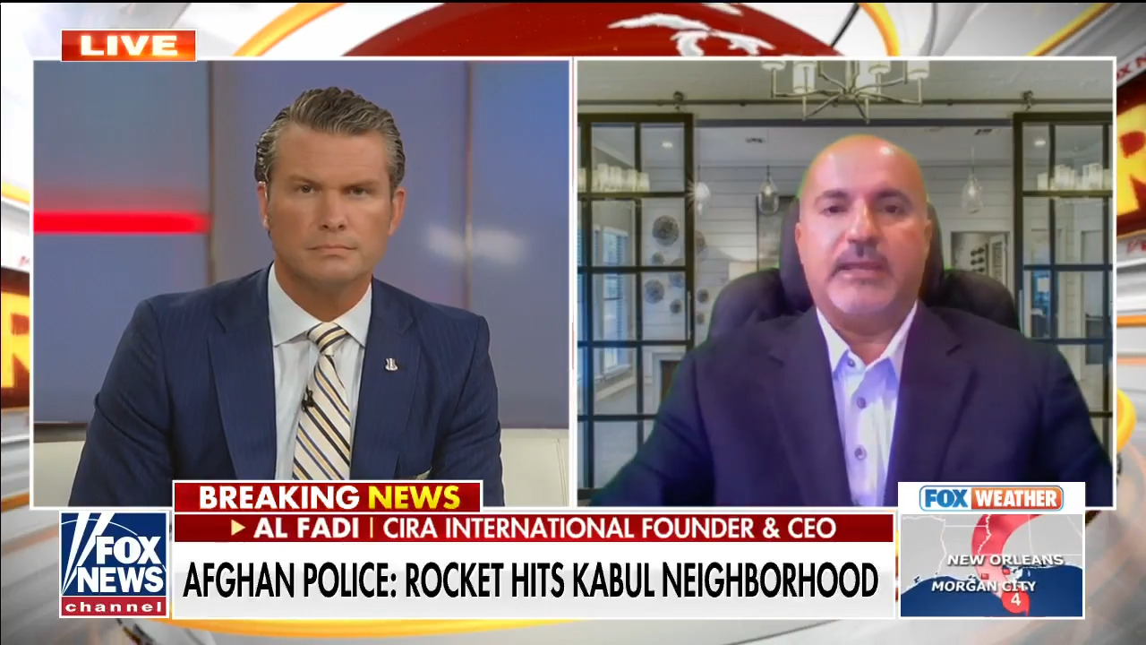Danger is 'here in our backyard' thanks to open border policies: Al Fadi